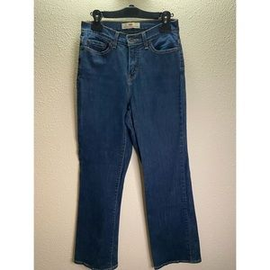 Levi's Women Perfectly Slimming High Rise BootCut